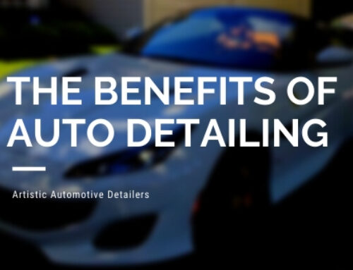 The Benefits of Auto Detailing