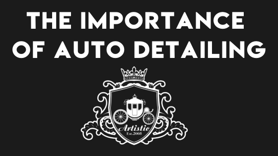 The Importance of Auto Detailing Blog Cover
